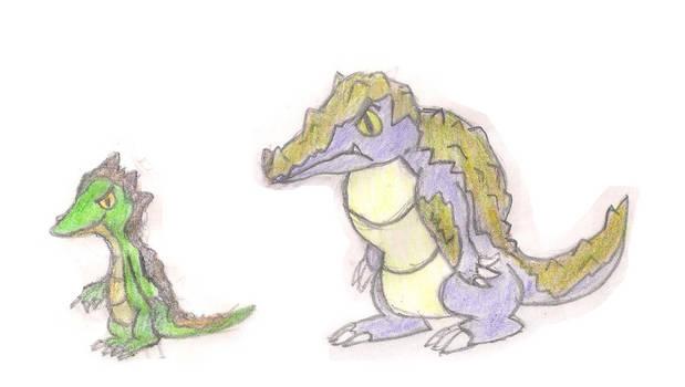 Stigator and Thugator