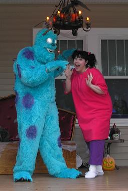 Sulley and Boo by Nigh-Eve ... & Sulley and Boo by Nigh-Eve on DeviantArt