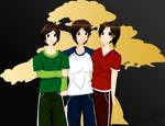TF - Three Commanders by agent-ayu