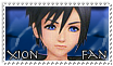 Xion Stamp by agent-ayu