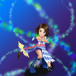 KH II - Fairy Yuna