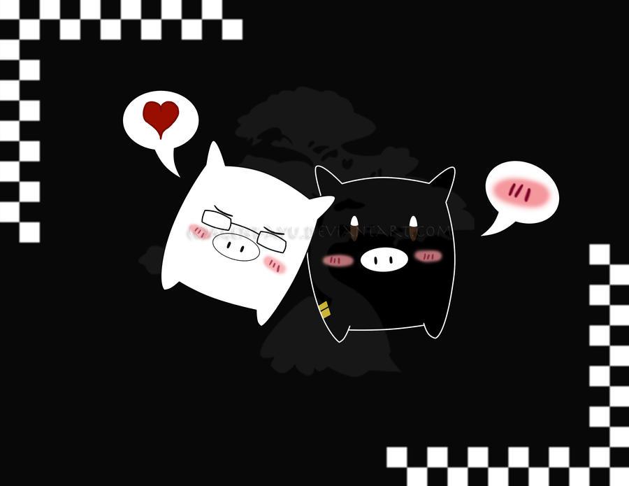 Monokuro Boo favourites by isi...
