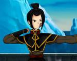Banished Princess Azula