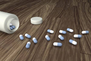 Drug Render by tthias