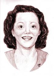 Commission: Paula's Mom