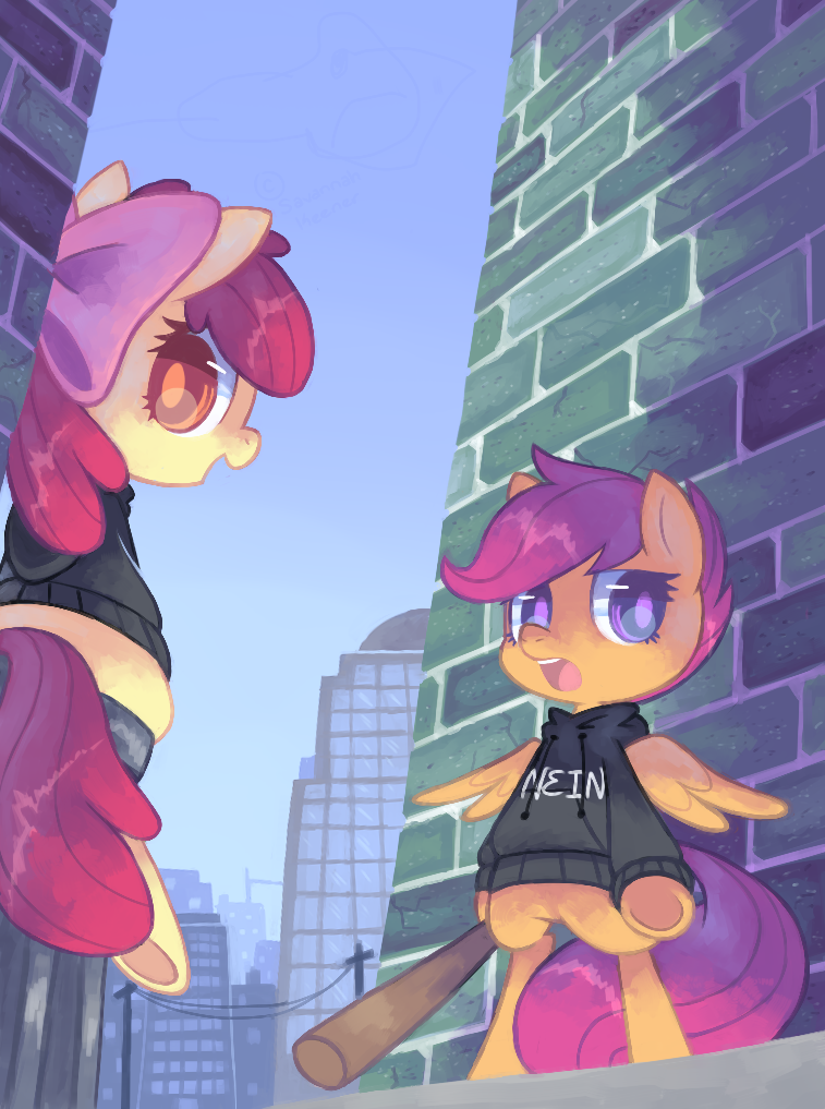 My Little Pony LXXVI: 'P' is for 'Ponythread'! [Archive