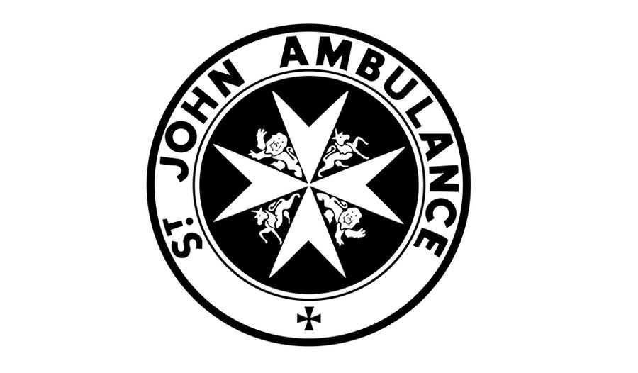 St. John Ambulance logo by TimeTravelingTardis
