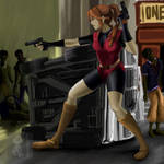 Claire Redfield:Heartbeat