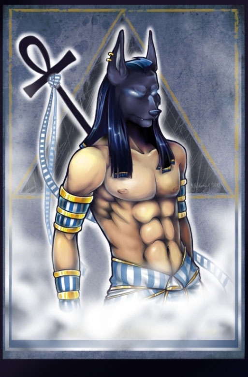 Anubis by MyFuckingGod