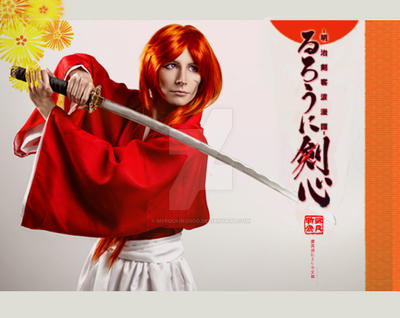 Cosplay: Himura Kenshin by MyFuckingGod