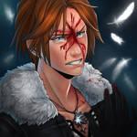 [FINAL FANTASY VIII]  Squall Leonhart