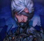 [FAN ART] Raiden (Metal Gear Rising) by MyFuckingGod