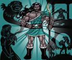 Samson Background