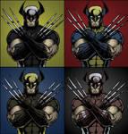 Wolverine-Colour