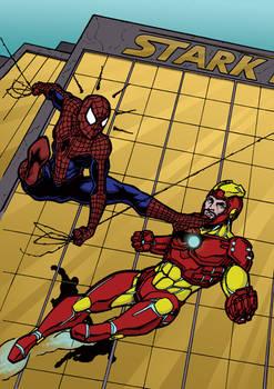 Spider Sense tingling