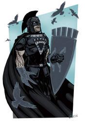 Lantern-Knight---Black