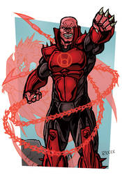 Lantern-Knight---Red