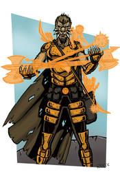 Lantern-Knight---Orange