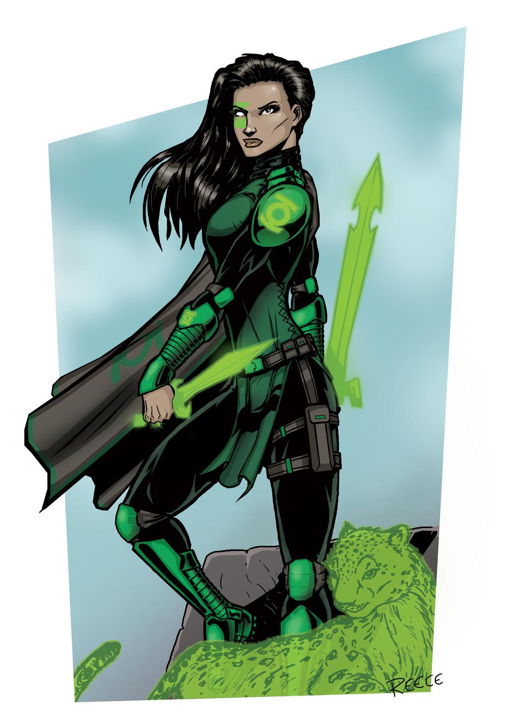 Lantern-Knight---Green