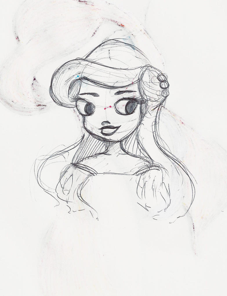 Ariel's smile by pmadison