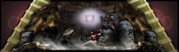 The Lezard Quest by sylvain6po