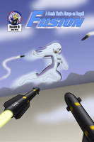 Fusion #9 Cover by EssayBee