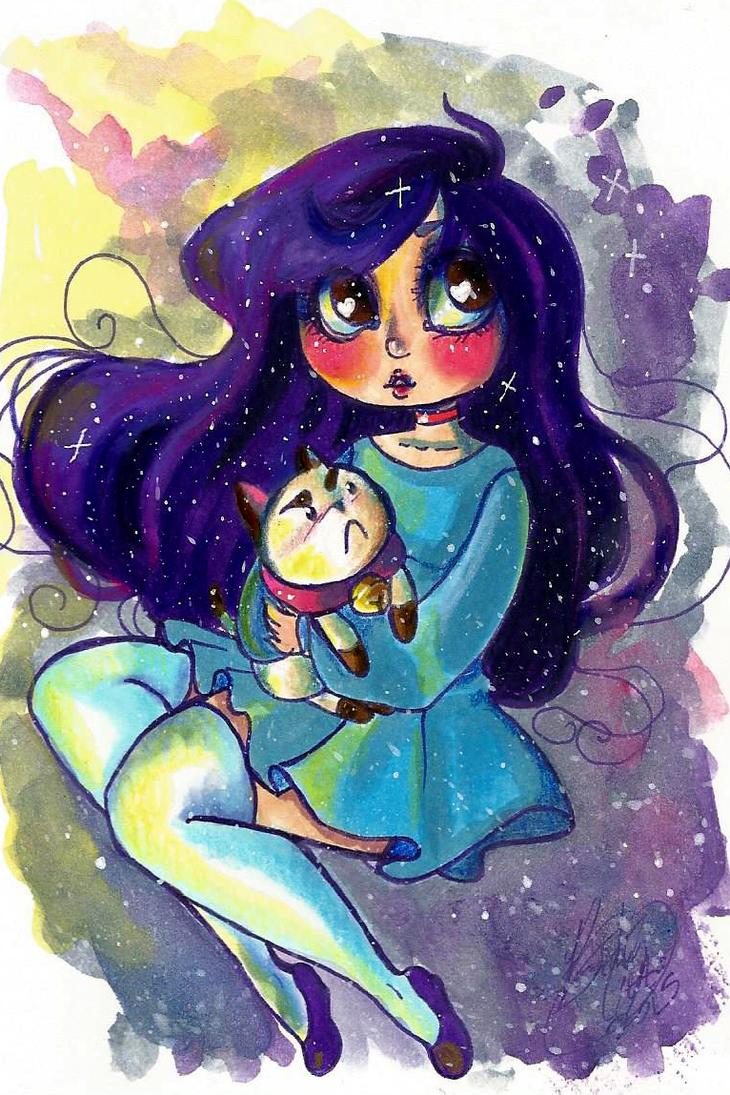 Daydream Beeliever by CosmicCherry