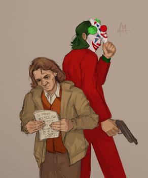 Arthur Fleck x Joker