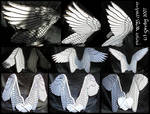 Fursuit Wings Mock-up