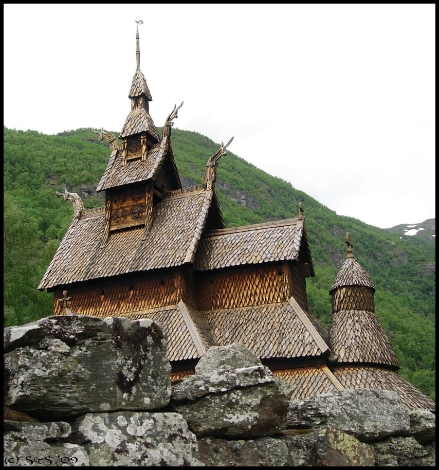 Borgund by swandog