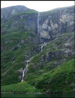 Fjord Falls II by swandog