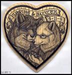 Vintage Vulpine Valentine