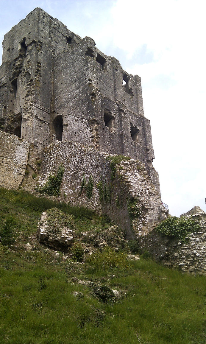 Stock Pic: Corfe Castle 7 by swandog