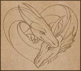 Dragonkin Love