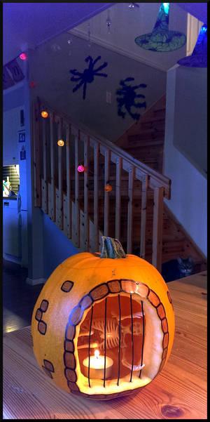 Dungeon Pumpkin
