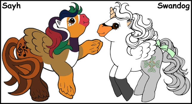 Sayh and Swandog MLPs by swandog