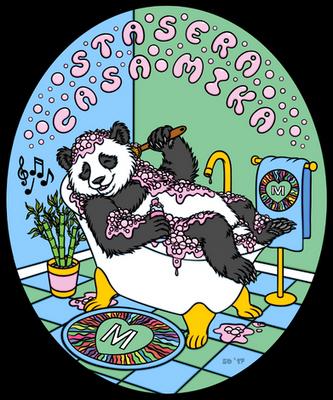 Stasera Casa Mika (Bathroom Edition)