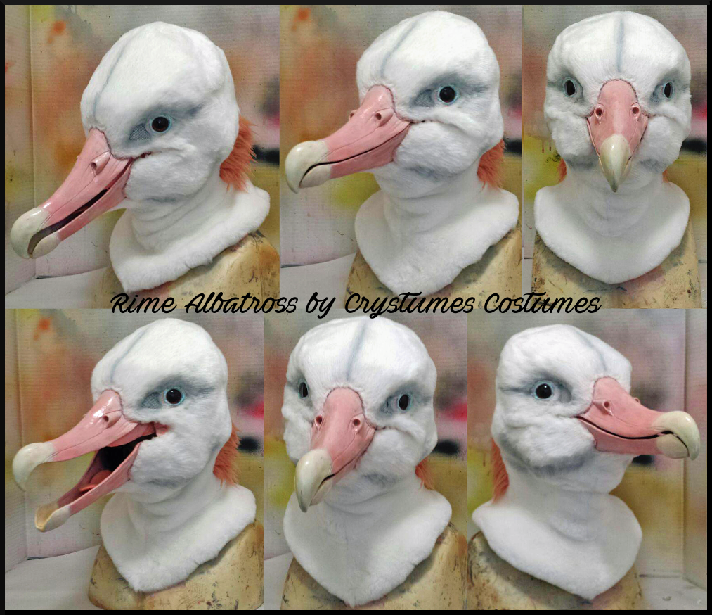 Rime Albatross Mask (by Crystumes) by swandog