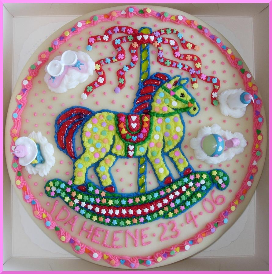 Cake Decorating Attempt No. 1 by swandog on deviantART