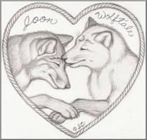 Folf Love by swandog