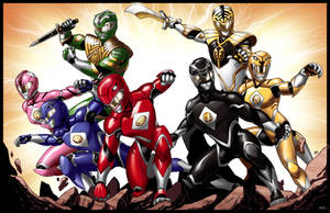 We Are the Power Rangers 2.0
