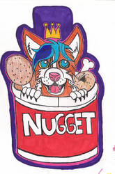 Kentucky fried Nugget