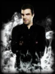 Sylar in the fog by Fenevad