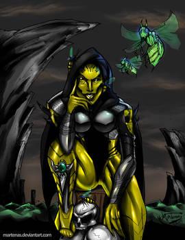D'Vorah (MortalKombat-X)