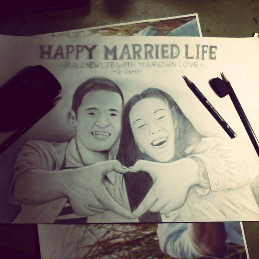 how to become happy in married life