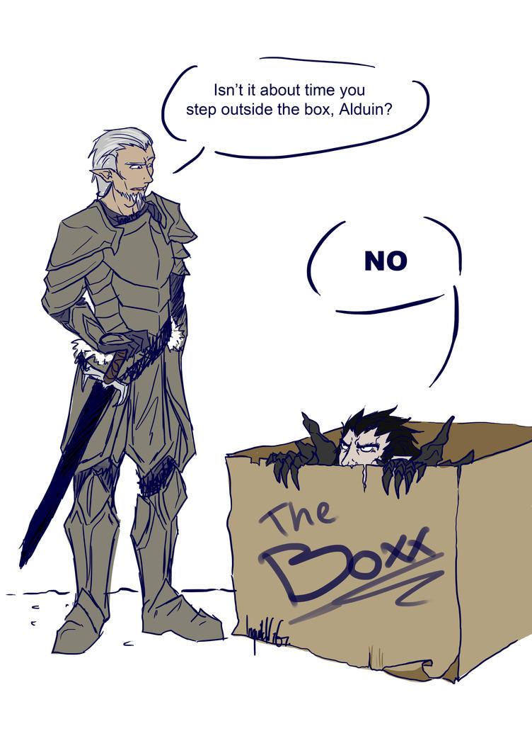 The Box by PanzerTheTank