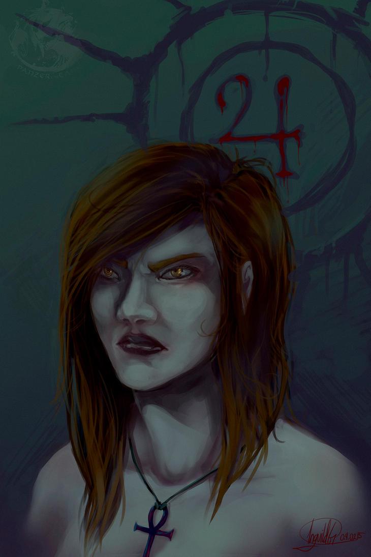 Kenzie Portrait by PanzerTheTank