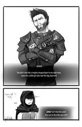 So I tried a certain Skyrim romance mod... by PanzerTheTank