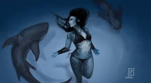 Tigress Shark