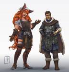 New Armor - Commission for TheAsorlinsStrike